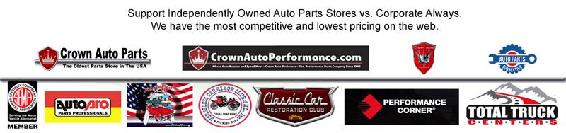Crown Auto Parts Affiliations