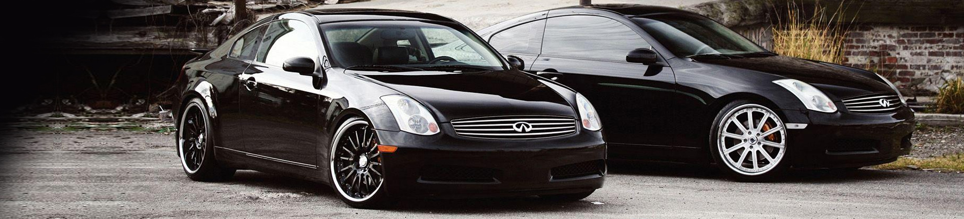 Infiniti Auto parts and performance parts suppliers Crown Auto Parts