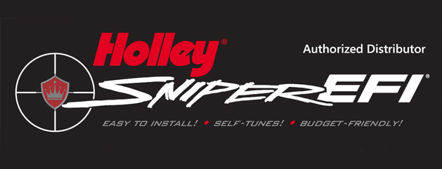 Holley Sniper EFI Banner