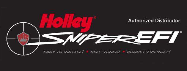 Holley Sniper EFI Banner