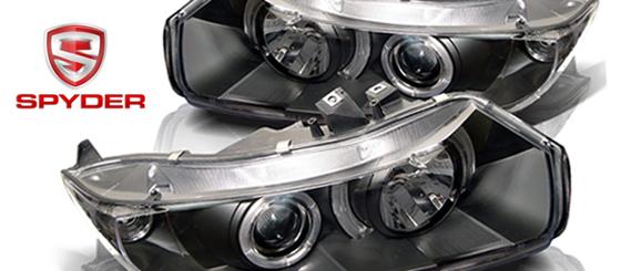 Spyder Lighting  - BMW Projector Headlights