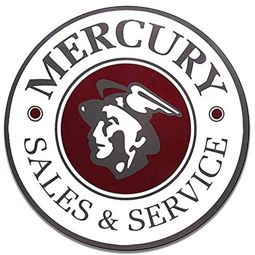 Mercury part sign