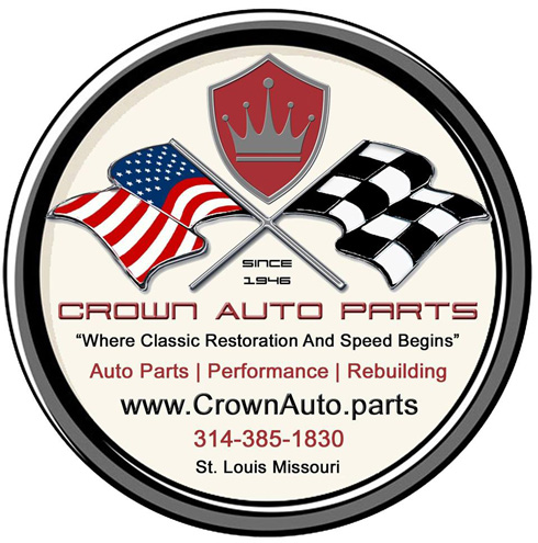 Crown Auto Parts master catalog