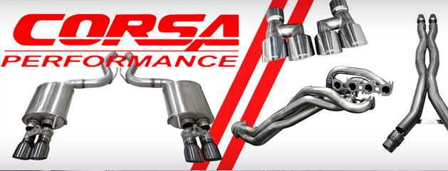 Corsa Performance Exhaust - Crown Auto Parts