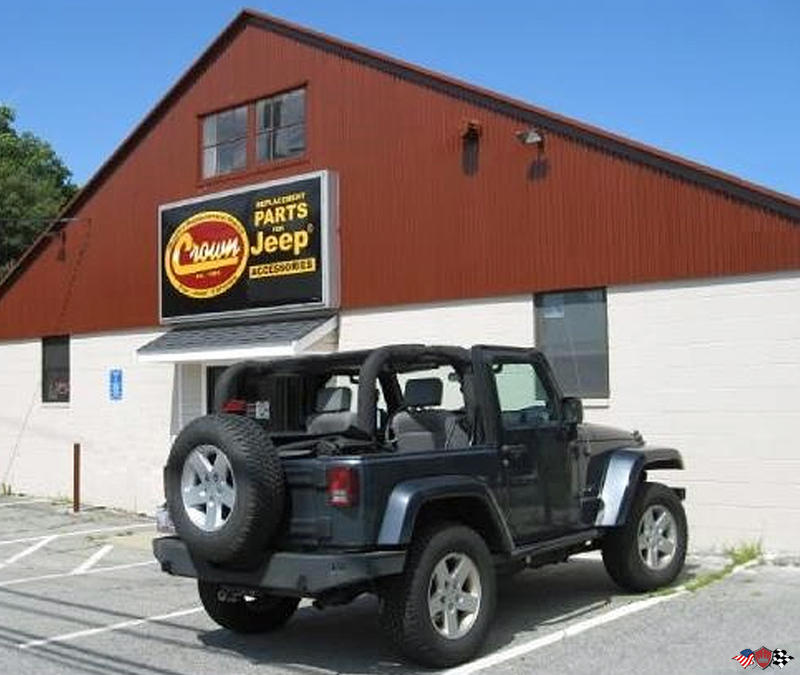 Crown Automotive Jeep Warehouse - Crown Auto Parts
