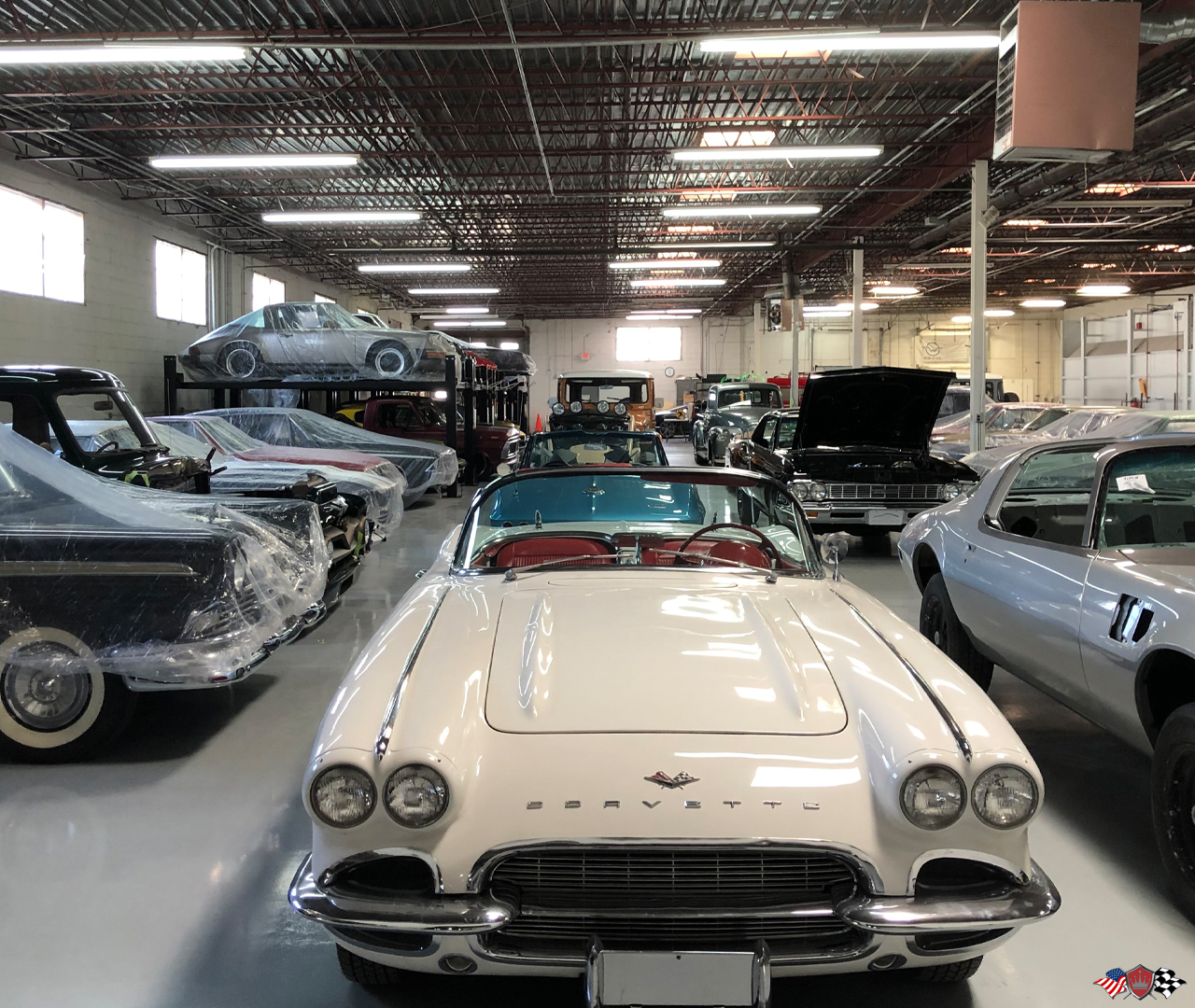 Crown Auto Parts - Classic Car headquarters for parts rebuilding