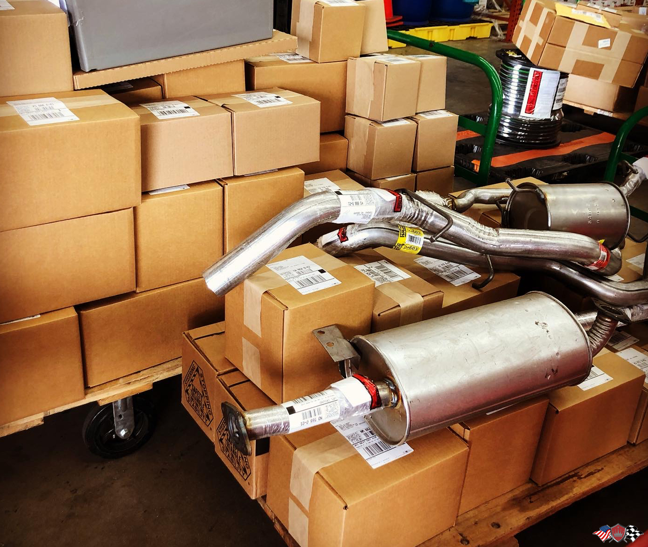 Fast shipping from our warehouse to your front door or shop - Crown Auto Parts