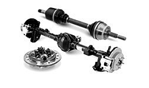 CV Axles - driveshafts - ujoints - rear ends- axle shafts