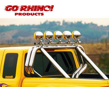 Go Rhino Bed Bars -  Crown Auto Parts