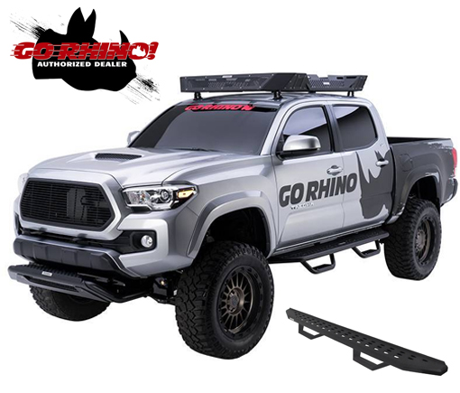 Go Rhino Running Boards Off Road Products - Crown Auto Parts