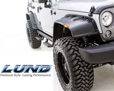 Lund Fenders - Crown Auto Parts