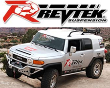 REvtek Suspension - Crown Auto Parts