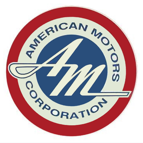AMC American Motor metal sign auto parts link - Crown AUto Parts