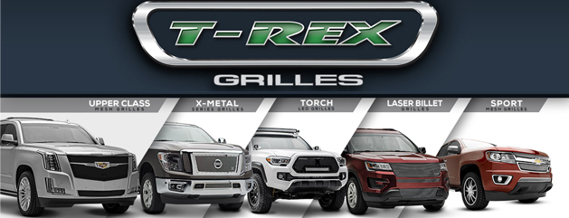 Trex Grilles - Crown Auto Parts