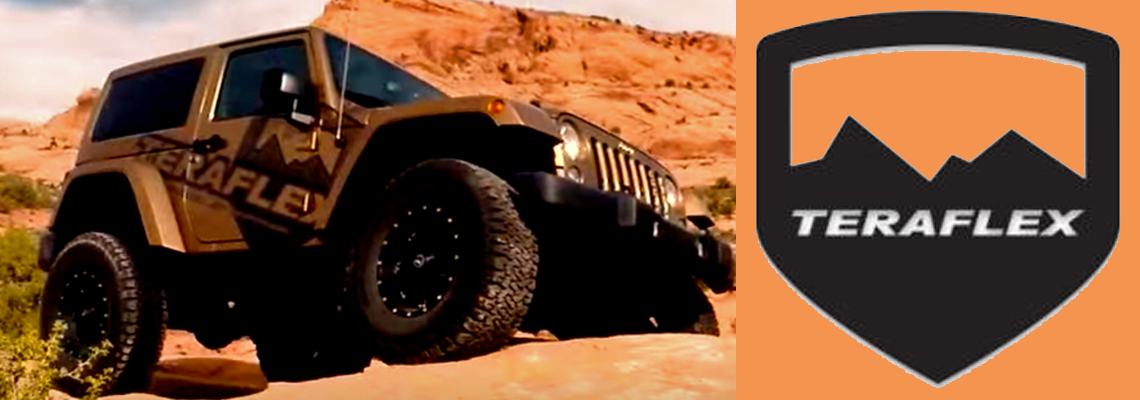 Teraflex Off Road Products- Crown Auto Parts