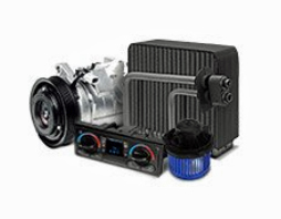 A/C Compressors - heater cores - blower fans - blower control switches