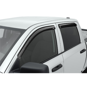 side body wind visors and panels