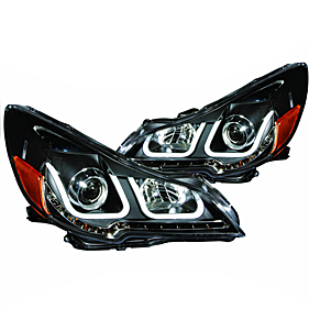 Automotive headlight assembly