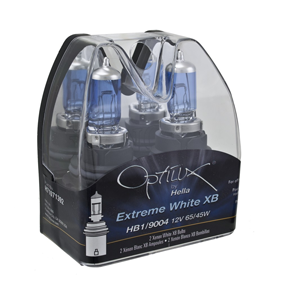 Headlight Bulb set blue