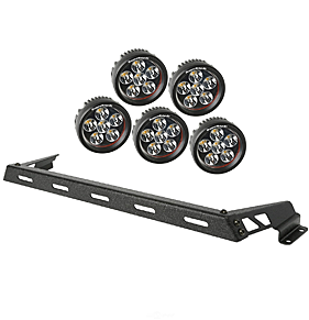 Off road light bar kit