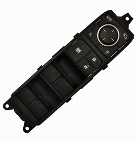 automotive interior door window switch