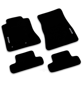 Interior Roush floor mats