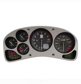 Instrument panel and guages