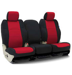 Automotive interior seat cover
