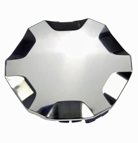 Wheel cap chrome