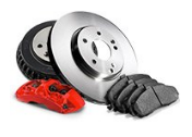 Brake Pads - Rotors - Calipers