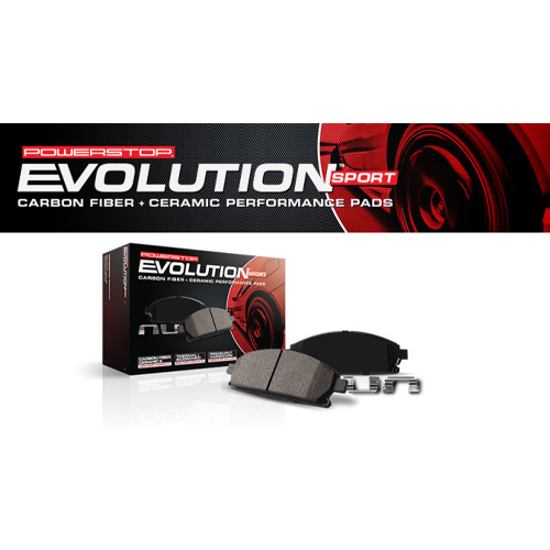 EVOLUTION BUNDLES BY POWER STOP