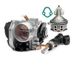 Fuel Pumps - Throttle bodies - Fuel Injectors - carburetors