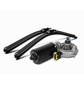 Wiper blades - washer pumps - wiper motors