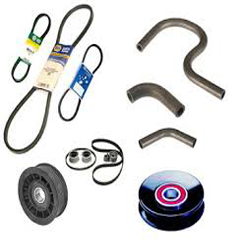Belts And Hoses And Cooling parts listing